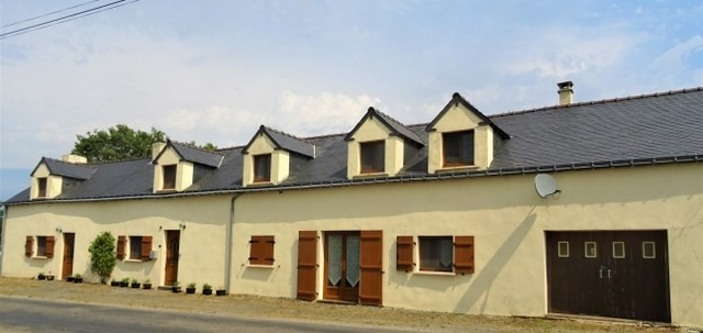 AHIB-2-M215276 Avessac, Loire-Atlantique, 44460 Detached, renovated, 5 bedroomed longere in the countryside