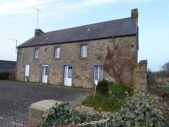 AHIB-1-ID22115-2328 Saint-Gilles-Du-Mené 22330 2 bedroom house with 927m2 garden