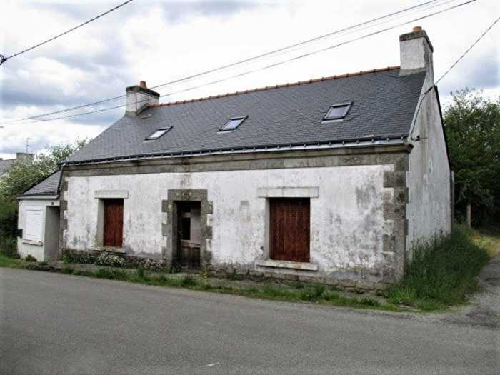 AHIB-2-JD-3032 Guiscriff 56560 Detached House in a Village, Renovation to be completed
