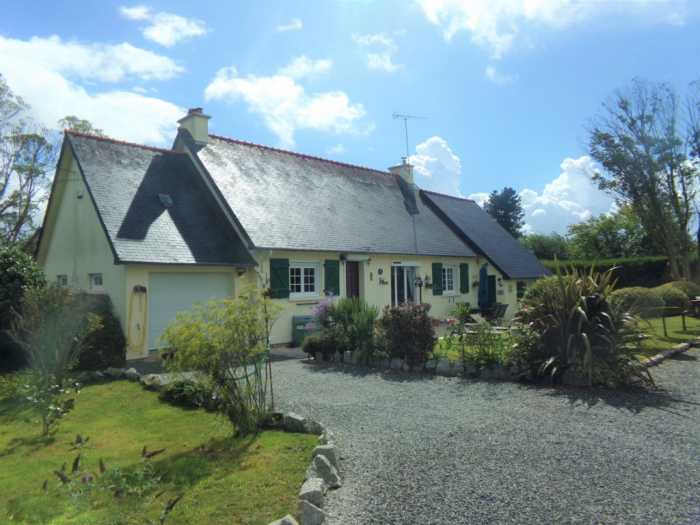 AHIB-1-RH-2874 La Prenessaye 22210 Beautiful Detached 4 Bedroom Property With 1/2 Acre of Garden and Stunning Views