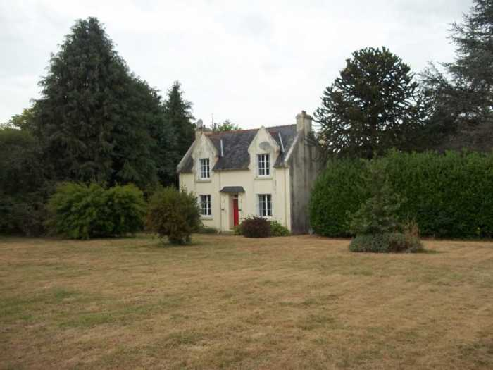 AHIB-3-M2399-29141094 Loqueffret 29530 Countryside property, 3 bedroom house with 1,560m² of garden, ideal for the holidays!