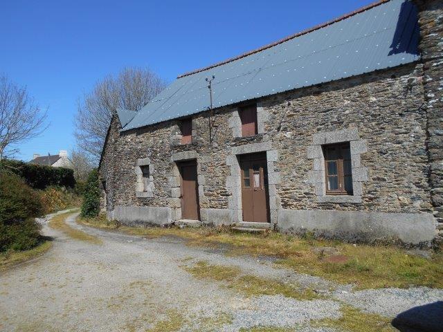 AHIB-1-JS2779 Saint-Martin-des-Prés 22320 Old stone building to restore on 1560m2 grounds