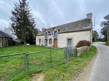 AHIB-1-ID2568 Le Meur, PLEMET 22210 3 bedroom house with 400m2 garden
