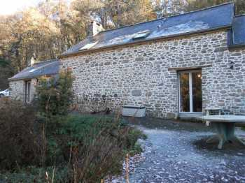 AHIB-1-AA10122-G Brehand area 22510 Lovely old mill with gite. 5 bedrooms on 9+ acres