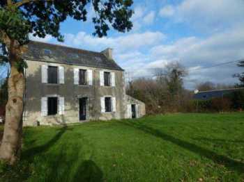 AHIB-3-mon1917 Plouneour Menez 29410 5 bedroom house with 6690m2 beautiful garden