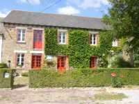 Evriguet, Morbihan, 3 bedroomed house with 1344m2 garden