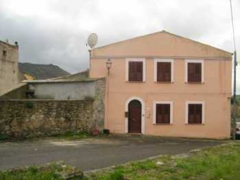 AHIB-Italy-SS. Semestene, Sardinia 07010 Renovated 2 bedroomed country villa, 150 m2, 35 km from Beach