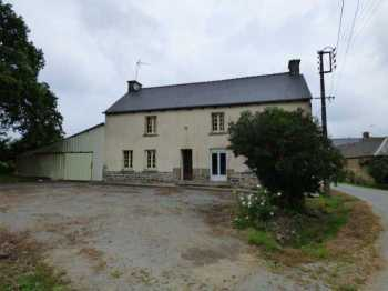 AHIB-1-ID1997 – Tremorel 22230 Detached 2 bedroomed house to renovate