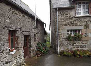 AHIB-1-AA10042-FD • Bay of Mont St Michel - Charming 2 Bedroomed house overlooking Sougeal marshlands!