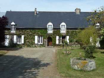 AHIB-1-BB9705-FD Dol de Bretagne 35120 3 bedroomed detached house on 37131 m2 landscaped garden, meadows and orchard