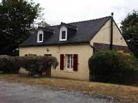 AHIB-B4638915 Pleyben (29190) Ideal 2 bedroomed holiday home with manageable garden