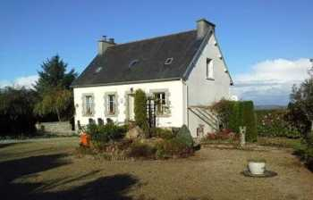 AHIB-3-AM-Scrignac 1 • Scrignac • 4 Bedroomed Neo Breton House with Cottage ready to renovate