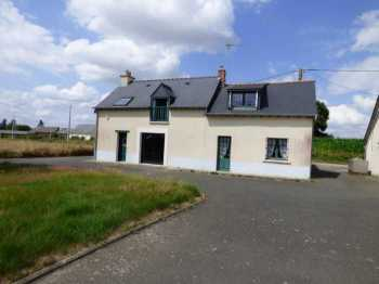 AHIB-1-ID1991 Illifault 22230 Detached 3 bedroom house with garage and over half an acre