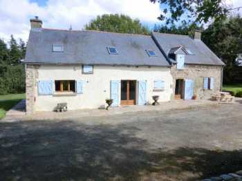 AHIB-PI-2343 • La Prenessaye • 3 Bedroomed Longere with 2 Acres of land