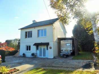AHIB-1-AM Plounévez-Moëdec 2 22810 3 Bedroom Home with wwell maintained 1380m2 garden