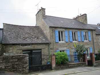 AHIB-1-ID22115-1819 Plouuenast (22150) 3 bedroom house with 697m2 garden