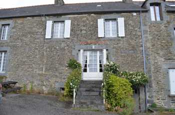 AHIB-1-BB10928-th Langourla 22330 Pretty 2 bedroomed terraced cottage with 555m garden