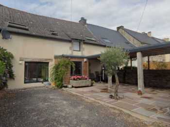 AHIB-2-RH-2470 Nr Taupont 56800 4 bedroom house with 600m2 garden