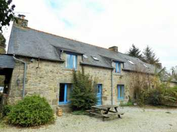 AHIB-1-AM-Saint Gildas 22800 Established Gites business - 3 cottages on 1583m2 grounds
