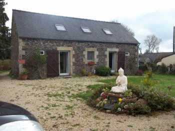 AHIB-3-M2240-2914993 Nr Scrignac 29640 Lovely stone house with a private garden of 1,646m² in a great environment!