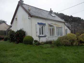 AHIB-3-M2373-29141075 Nr Châteauneuf-du-Faou 29520 Charming 3 bedroom rural cottage with 1,432m² of garden and garage!