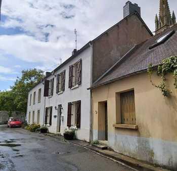 AHIB-1-YL-3121 St Gilles Vieux Marche 22530 Nr Mur de Bretagne, Mid-Terrace 2 Bed House, Village Location