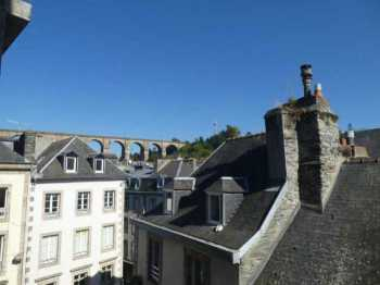 AHIB-3-mon1903 Morlaix 29600 Lovely light and airy 3 bedroomed apartment in the heart of town