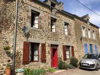 AHIB-1-AA10114-G • 10mn Dinan - Between StMalo and Rennes: Nice house with 3 bedrooms on 90m2 garden