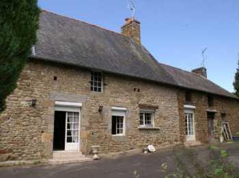 AHIB-4-MF844-DM35 Pleine-Fougères 35610 Longère (traditional long house) to renovate on 3400m2